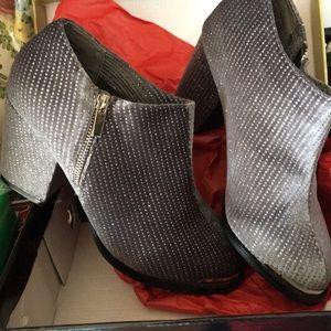 Joan Boyce shoes grey 8.5m